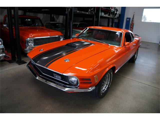1970 Ford Mustang Mach 1 (CC-1451819) for sale in Torrance, California