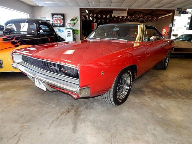 1968 Dodge Charger (CC-1451826) for sale in Wichita Falls, Texas