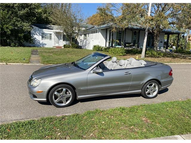 2004 Mercedes-Benz CLK (CC-1451834) for sale in St Petersburg, Florida