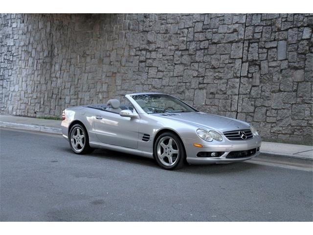 2003 Mercedes-Benz SL500 (CC-1451836) for sale in Atlanta, Georgia