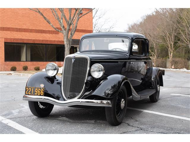 1934 Ford 5-Window Coupe (CC-1451843) for sale in Ellicott City, Maryland