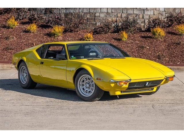 1972 De Tomaso Pantera (CC-1451847) for sale in Hickory, North Carolina