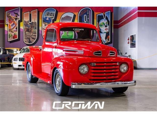 1948 Ford F1 (CC-1451863) for sale in Tucson, Arizona