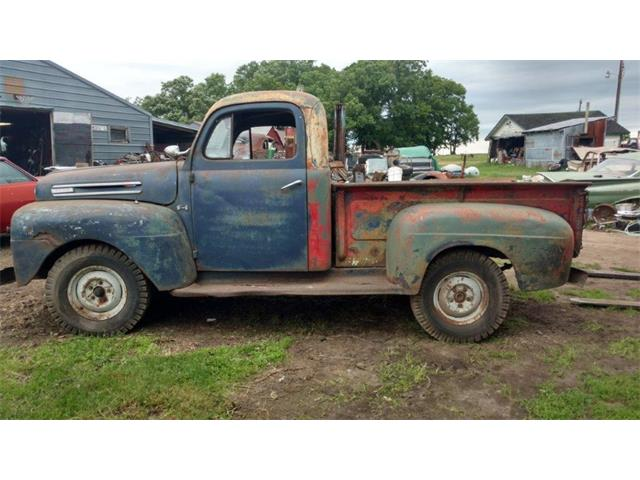 1949 Ford 1/2 Ton Pickup (CC-1451884) for sale in Parkers Prairie, Minnesota