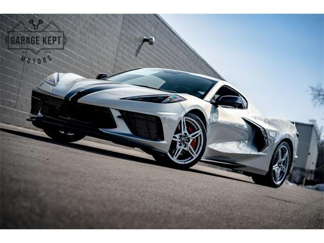 2021 Chevrolet Corvette (CC-1450189) for sale in Grand Rapids, Michigan