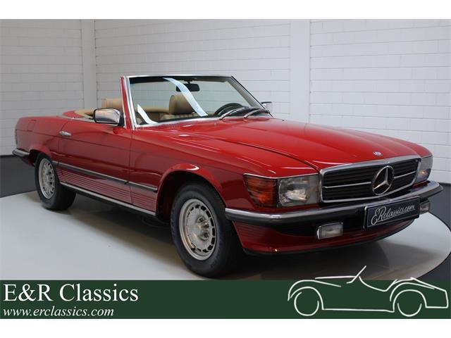 1980 Mercedes-Benz 450SL (CC-1451890) for sale in Waalwijk, - Keine Angabe -