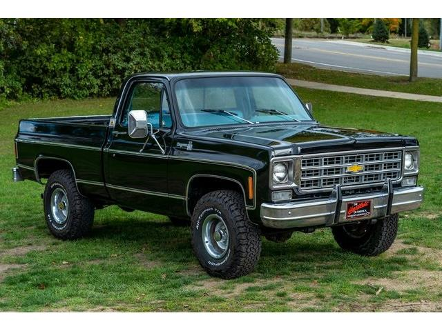 1978 Chevrolet K-10 (CC-1451915) for sale in Milford, Michigan
