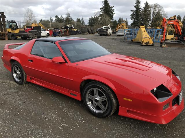 1991 Chevrolet Camaro (CC-1451919) for sale in Olympia Cemtralia, Washington