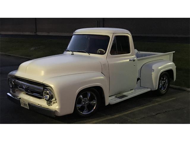1955 Ford F100 (CC-1451928) for sale in Batavia, Illinois