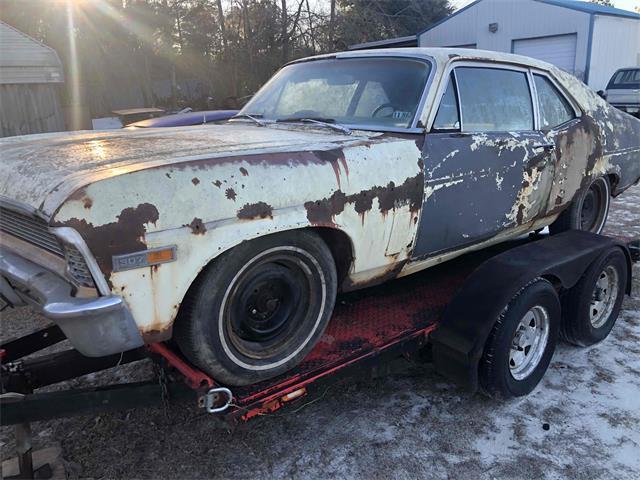 1969 Chevrolet Nova (CC-1451932) for sale in Lugoff, South Carolina