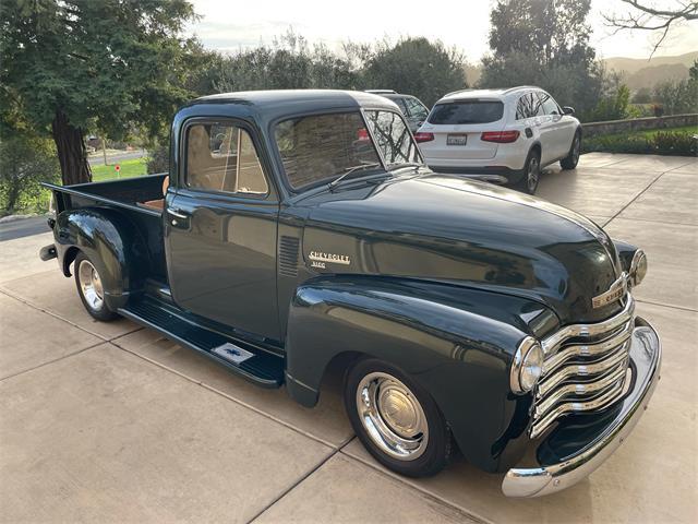 1951 Chevrolet 1/2 Ton Shortbox (CC-1451934) for sale in Napa , California