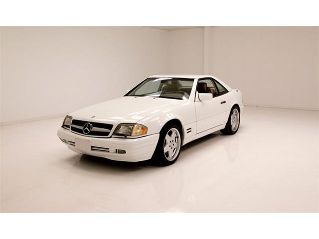 1998 Mercedes-Benz SL500 (CC-1451958) for sale in Morgantown, Pennsylvania