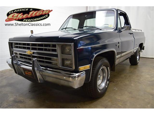 1986 Chevrolet Silverado (CC-1450197) for sale in Mooresville, North Carolina