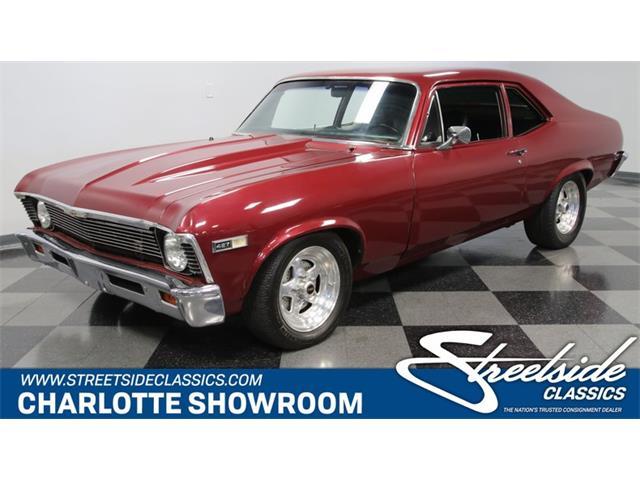 1969 Chevrolet Nova (CC-1451971) for sale in Concord, North Carolina