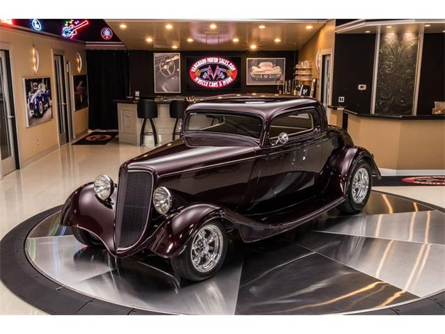 1934 Ford 3-Window Coupe (CC-1450198) for sale in Plymouth, Michigan