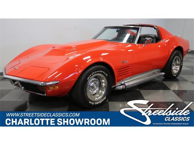 1972 Chevrolet Corvette (CC-1452000) for sale in Concord, North Carolina