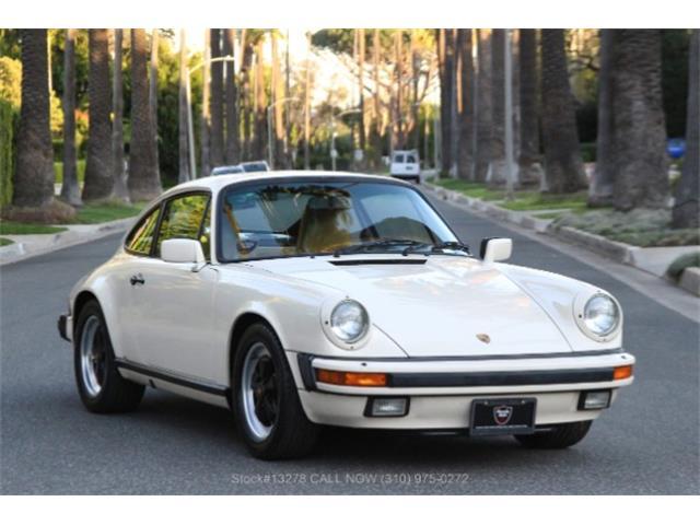 1985 Porsche Carrera (CC-1452008) for sale in Beverly Hills, California