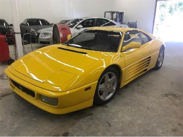 1991 Ferrari 348 (CC-1452031) for sale in Cadillac, Michigan