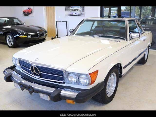 1981 Mercedes-Benz 380 (CC-1452049) for sale in Cadillac, Michigan