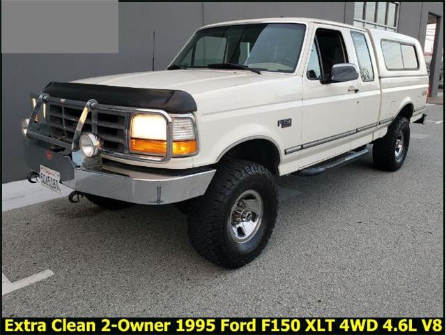 1995 Ford F150 (CC-1452060) for sale in Cadillac, Michigan