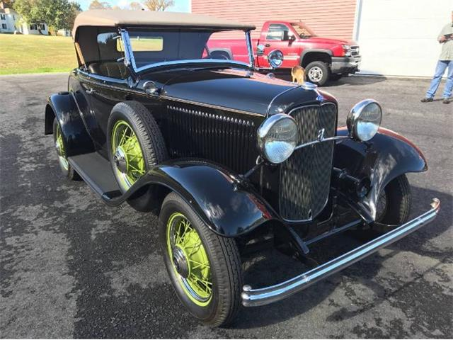 1932 Ford Roadster (CC-1452065) for sale in Cadillac, Michigan