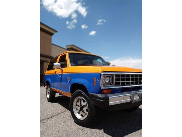 1984 Ford Bronco (CC-1452071) for sale in Cadillac, Michigan