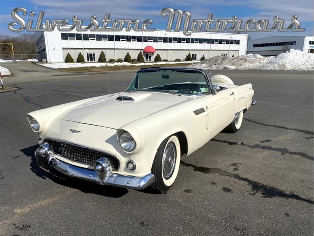 1956 Ford Thunderbird (CC-1452076) for sale in North Andover, Massachusetts
