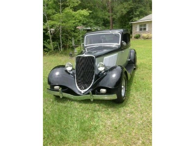 1933 Ford Coupe (CC-1452082) for sale in Cadillac, Michigan