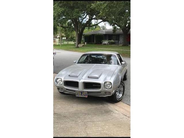 1971 Pontiac Firebird (CC-1452084) for sale in Cadillac, Michigan