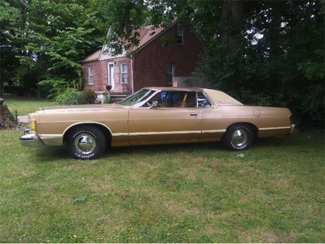 1977 Mercury Grand Marquis (CC-1452088) for sale in Cadillac, Michigan