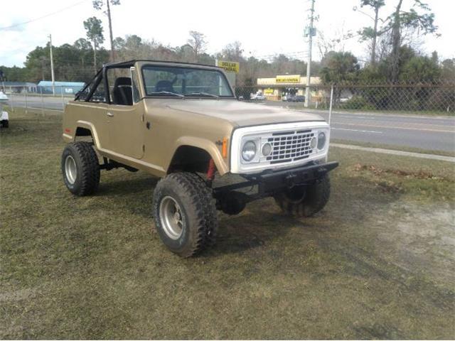 1972 Jeep Commando (CC-1452092) for sale in Cadillac, Michigan