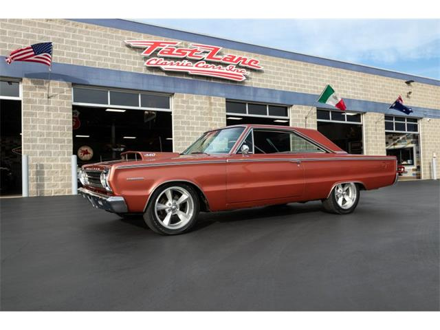 1967 Plymouth Belvedere (CC-1452096) for sale in St. Charles, Missouri