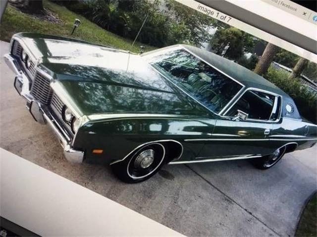 1972 Ford Custom 500 (CC-1452097) for sale in Cadillac, Michigan