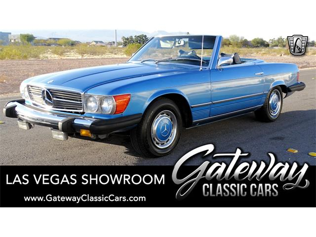1974 Mercedes-Benz 450SL (CC-1450021) for sale in O'Fallon, Illinois