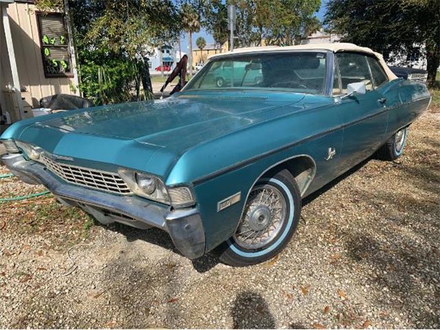 1968 Chevrolet Impala (CC-1452102) for sale in Cadillac, Michigan