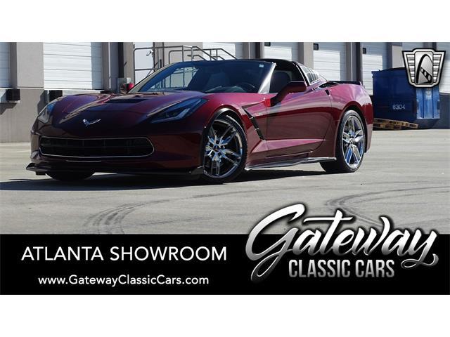 2016 Chevrolet Corvette (CC-1452108) for sale in O'Fallon, Illinois