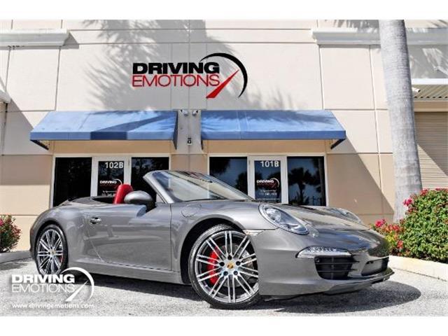 2015 Porsche 911 Carrera S (CC-1450211) for sale in West Palm Beach, Florida