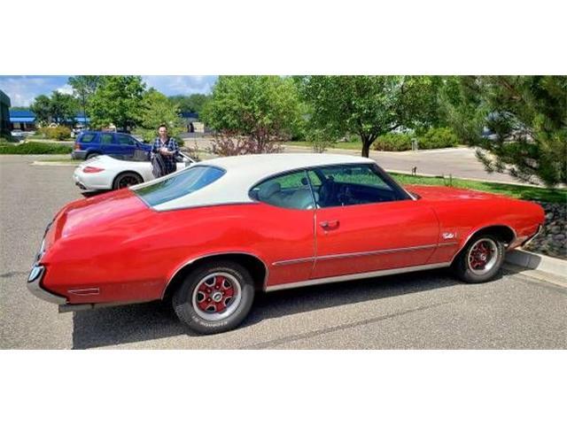 1972 Oldsmobile Cutlass (CC-1452111) for sale in Cadillac, Michigan