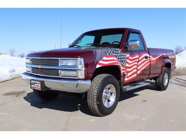 1995 Chevrolet C/K 2500 (CC-1452112) for sale in Clarence, Iowa