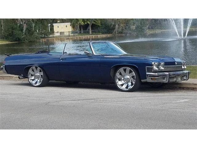 1974 Buick LeSabre (CC-1452130) for sale in Cadillac, Michigan