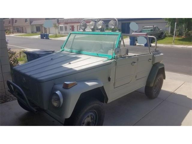 1974 Volkswagen Thing (CC-1452133) for sale in Cadillac, Michigan