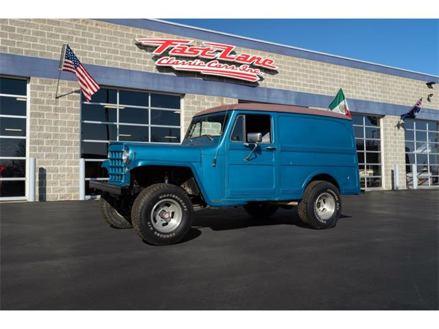 1952 Willys Wagoneer (CC-1450214) for sale in St. Charles, Missouri