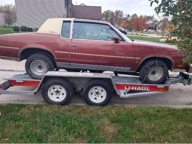 1978 Oldsmobile Cutlass (CC-1452144) for sale in Cadillac, Michigan