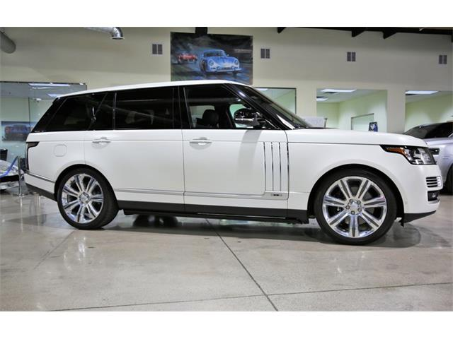 2017 Land Rover Range Rover (CC-1452147) for sale in Chatsworth, California