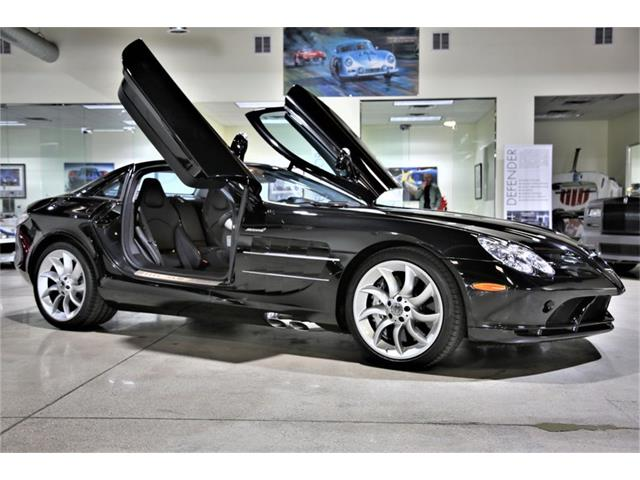 2006 Mercedes-Benz SLR (CC-1452152) for sale in Chatsworth, California