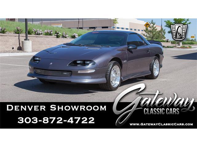 1993 Chevrolet Camaro (CC-1452155) for sale in O'Fallon, Illinois