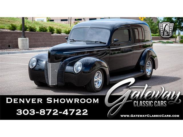 1940 Ford Sedan Delivery (CC-1452161) for sale in O'Fallon, Illinois