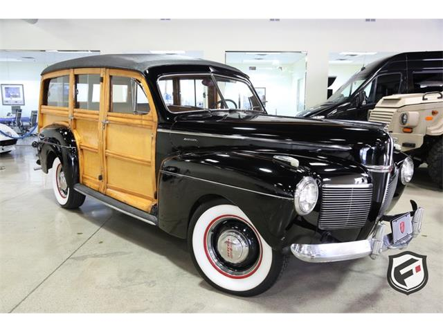 1941 Mercury Eight (CC-1452165) for sale in Chatsworth, California