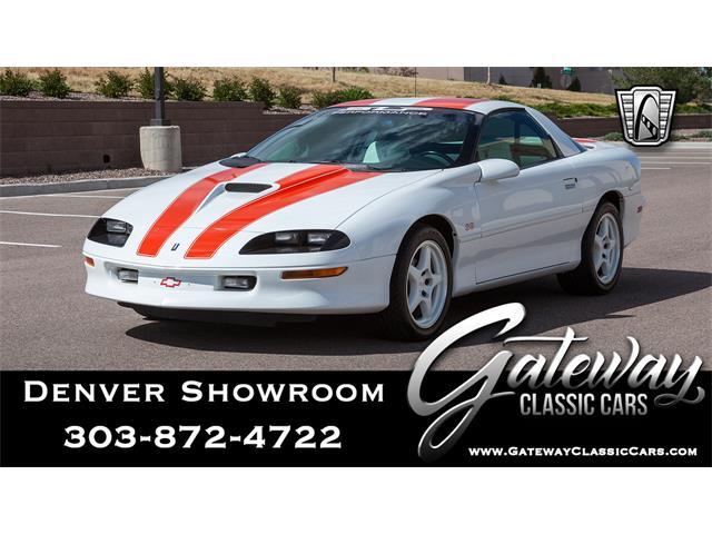 1997 Chevrolet Camaro (CC-1452170) for sale in O'Fallon, Illinois