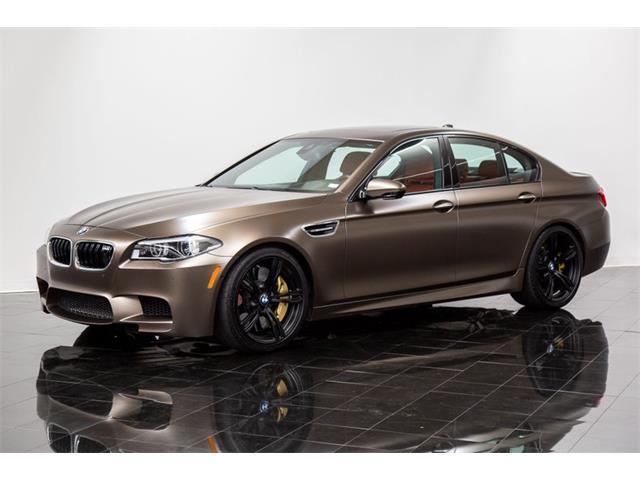 2015 BMW M5 (CC-1452171) for sale in St. Louis, Missouri